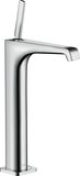 Hansgrohe Axor Citterio E Single lever basin mixer 250 without drawbar for wash ...