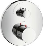 Hansgrohe Axor Starck Thermostat flush-mounted with shut-off valve