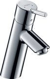 Hansgrohe Talis single lever washbasin mixer 80, without pop-up waste, 108mm pro...