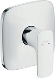 Hansgrohe PuraVida Single lever shower mixer Highflow flush-mounted