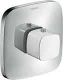 Hansgrohe PuraVida Highflow Thermostat, flush-mounted