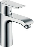 Hansgrohe Metris Single lever basin mixer 110 without pop-up waste