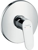 Hansgrohe Focus single lever shower mixer flush-mounted