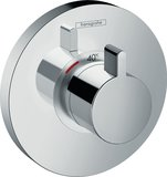 Hansgrohe ShowerSelect S Thermostat HighFlow, flush-mounted, chrome