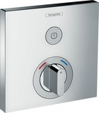 Hansgrohe ShowerTablet ShowerSelect Mixer, flush-mounted, 1 consumer, chrome