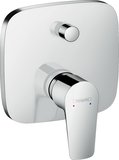 hansgrohe Talis E Single lever bath mixer flush-mounted