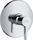 Hansgrohe Metris S Single lever concealed shower mixer, 1 consumer