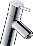 Hansgrohe Talis S single lever washbasin mixer, without pop-up waste, projection...