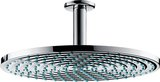 Hansgrohe Raindance AIR 300 mm overhead shower with 300 mm DN 15 with ceiling co...