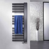 HSK bathroom radiator Softcube Plus, version left width: 61cm, height: 121cm