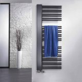 HSK bathroom radiator Softcube Plus, version right width: 61cm, height: 161cm