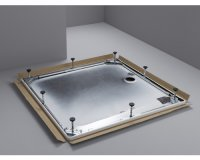 Bette Floor Foot System, 90x75cm