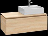 villeroy und boch waschtisch memento 51335j 500x420mm weiss. Black Bedroom Furniture Sets. Home Design Ideas