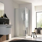 Koralle swing door one-piece myDay TPWA right 90 885-875x2000mm