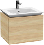 Villeroy & Boch Legato Vanity unit B220, 600x425x500mm, cupboard washbasin, LED ...