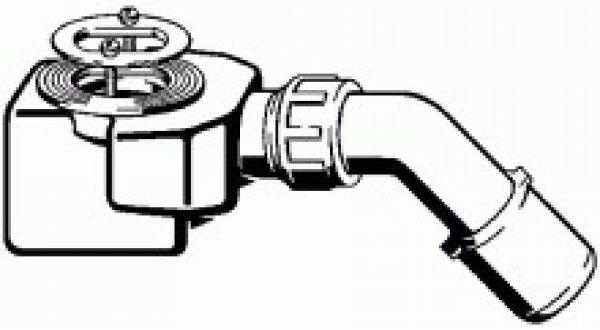 Viega Domoplex-Funktionseinheit Ablaufgarnitur