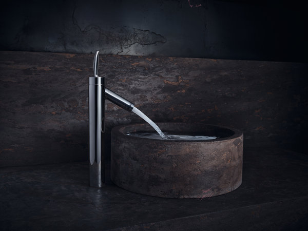 Hansgrohe Axor Starck Classic Single lever washbasin mixer for wash bowl