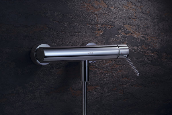 Hansgrohe Axor Starck Single lever shower mixer surface-mounted DN 15