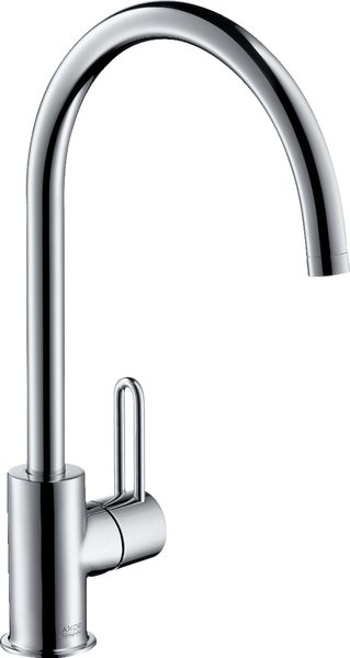 Hansgrohe Axor Uno2 DN15 single lever kitchen mixer 250 with swivel outlet