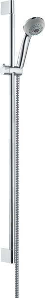 Hansgrohe Crometta 85 Shower set Multi with shower rod 90 cm, 27766000, chrome