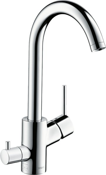 Hansgrohe Talis S² Variarc Single lever kitchen mixer 270, appliance shut-off valve, 1jet, chrome
