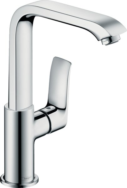 Hansgrohe Metris single-lever basin mixer 230 with pop-up waste 31087000