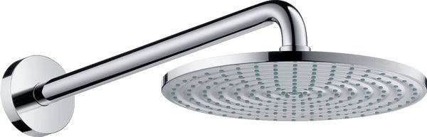 Hansgrohe Raindance AIR 240 mm overhead shower head DN 15 with shower arm