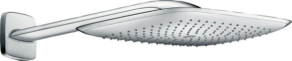 Hansgrohe PuraVida head shower 400mm DN15 with shower arm 387mm