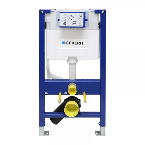 Geberit Duofix mounting element Wall WC 98 Actuating plate, front or top