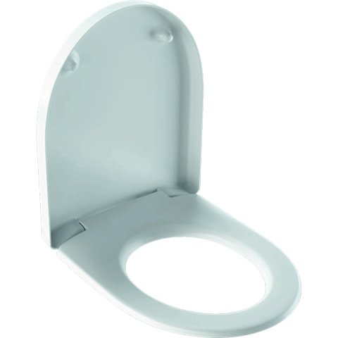 Keramag iCon WC seat with cover, white