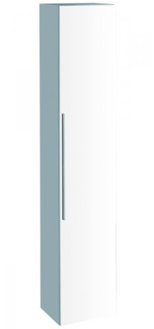 Keramag iCon Tall cabinet 840000 360x1800x292 mm, Alpine high gloss