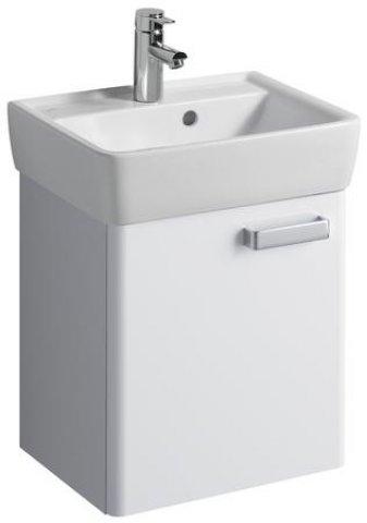 keramag renova nr 1 plan handwaschbecken unterschrank 879350 410x463x350mm. Black Bedroom Furniture Sets. Home Design Ideas