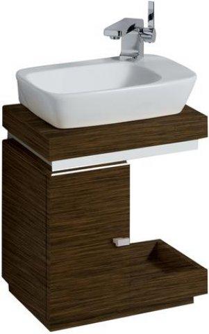 keramag silk handwaschbecken unterschrank 816441 40x44x29cm. Black Bedroom Furniture Sets. Home Design Ideas