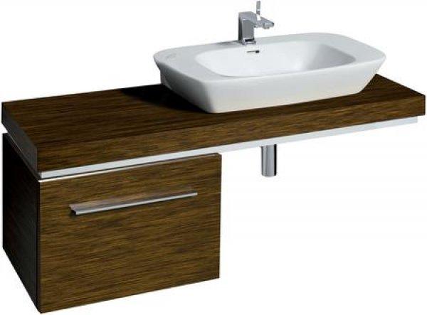 keramag silk waschtischunterschrank 816061 60x40x47cm. Black Bedroom Furniture Sets. Home Design Ideas