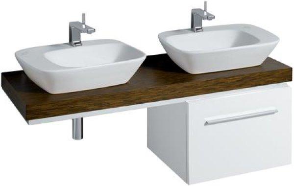 keramag silk waschtischplatte 816342 140x10x47cm. Black Bedroom Furniture Sets. Home Design Ideas