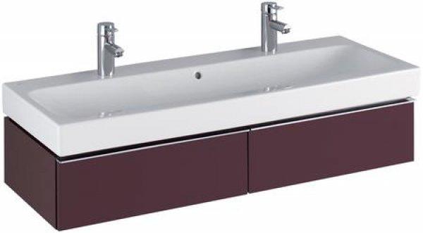 keramag icon waschtischunterschrank 840121 1190x240x477mm. Black Bedroom Furniture Sets. Home Design Ideas