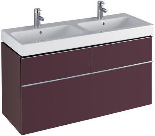 keramag icon doppel waschtischunterschrank 840521. Black Bedroom Furniture Sets. Home Design Ideas