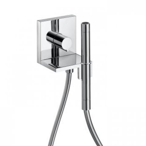 hansgrohe axor starck showercollection handbrausemodul. Black Bedroom Furniture Sets. Home Design Ideas