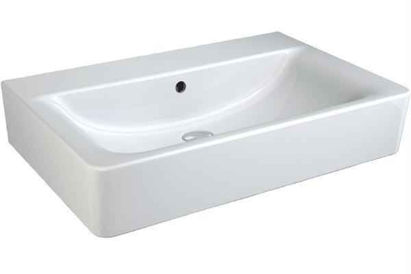 ideal standard connect cube waschtisch 700mm e8107 ohne. Black Bedroom Furniture Sets. Home Design Ideas
