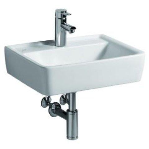 keramag renova nr 1 plan handwaschbecken 45x32cm ohne berlauf. Black Bedroom Furniture Sets. Home Design Ideas