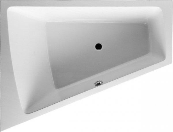 duravit badewanne paiova 170x130cm links mit gestell f r bodenzulauf. Black Bedroom Furniture Sets. Home Design Ideas