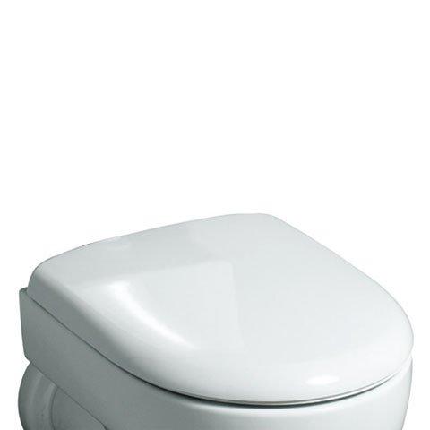 keramag renova nr 1 wc sitz mit deckel abnehmbar mit absenkautomatik. Black Bedroom Furniture Sets. Home Design Ideas