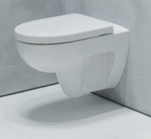 keramag renova nr 1 tiefsp l wc 4 5 6l wandh ngend ohne sp lrand. Black Bedroom Furniture Sets. Home Design Ideas