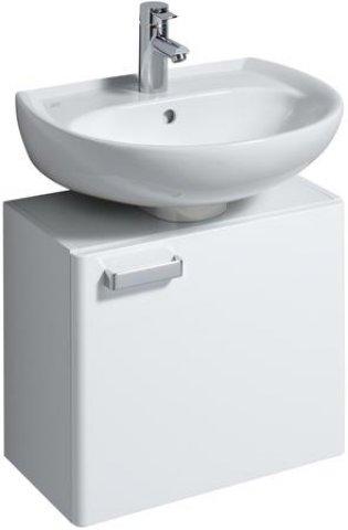 Keramag Renova Nr.1 Waschtischunterschrank 800550 53x45x31cm, weiss