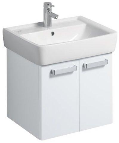 Keramag Renova Nr.1 Plan Waschtischunterschrank 879060 530x463x445mm, weiss