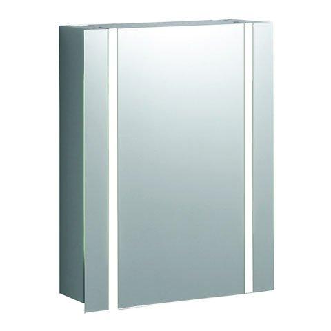 keramag renova nr 1 plan spiegelschrank 879160 60x75x18 5cm. Black Bedroom Furniture Sets. Home Design Ideas