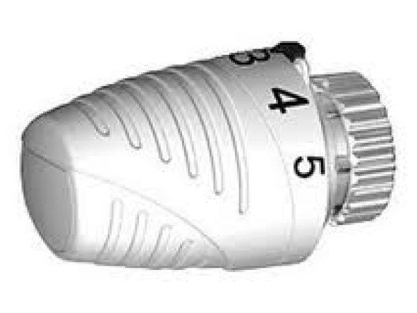 Honeywell Braukmann Thermostatkopf thera-4 mit eingebautem Fühler, Flüssigkeitselement mit Nullstellung