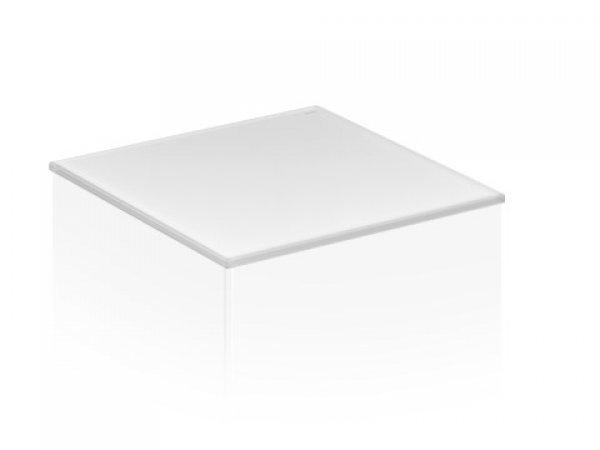 Keuco Edition 11 Abdeckplatte, 716x3x524 mm, passend zu Sideboard 31322/31323, Farbe: Weiß, satiniert