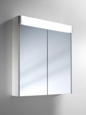 schneider spiegelschrank moanaline beleuchtung von oben 80 2 fl. Black Bedroom Furniture Sets. Home Design Ideas
