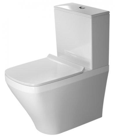 duravit stand wc durastyle kombi 63cm tiefsp ler f r sp lkasten abgang vario. Black Bedroom Furniture Sets. Home Design Ideas